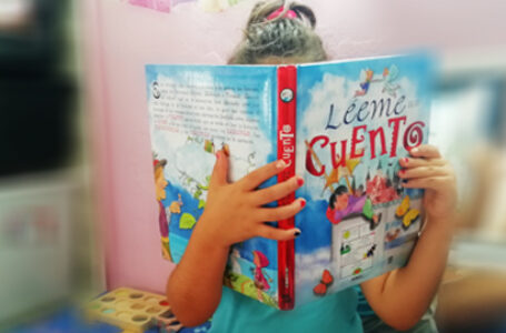 Por qué son tan importantes los libros de cuentos infantiles