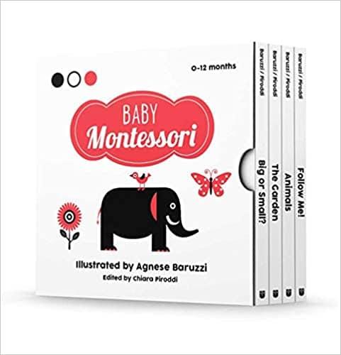 Pack libros montessori