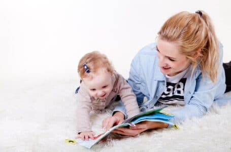 Cuentos para bebés de 0 a 12 meses