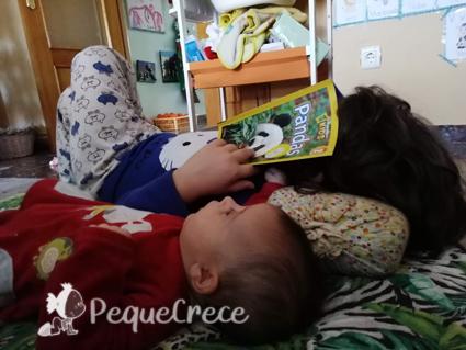 Hermanas leen