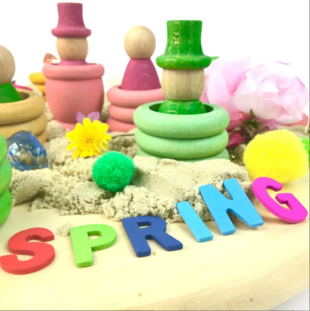 minimundo primavera